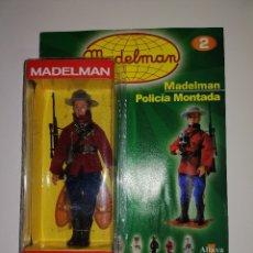 Madelman: MADELMAN POLICIA MONTADA CANADA. Lote 178821900