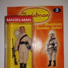 Madelman: MADELMAN CAZADOR SAFARI. Lote 178822033