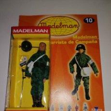 Madelman: MADELMAN SERVICIO SANITARIO. Lote 178822801