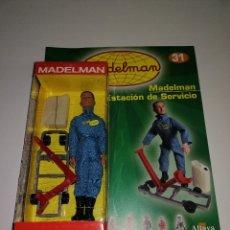 Madelman: MADELMAN MECANICO ESTACION SERVICIO. Lote 178823400