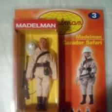 Madelman: MADELMAN ALTAYA CAZADOR SAFARI NUEVO EN SU BLISTER ORIGINAL.ENVIO 5 EUROS. Lote 179021216