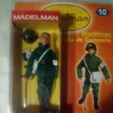 Madelman: MADELMAN ALTAYA SOCORRISTA DE CAMPAÑA,NUEVO SIN ABRIR EN SU BLISTER ORIGINAL,ENVIO 5 EUROS. Lote 179021758