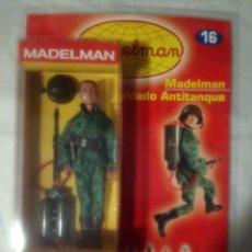 Madelman: MADELMAN ALTAYA.SOLDADO ANTITANQUES NUEVO SIN ABRIR EN SU BLISTER ORIGINAL.ENVIO 5 EUROS. Lote 179023035