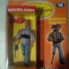 Madelman: MADELMAN ALTAYA. PATA PALO NUEVO SIN ABRIR EN SU BLISTER ORIGINAL. Lote 179023215