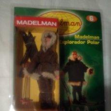 Madelman: MADELMAN ALTAYA. EXPLORADOR POLAR NUEVO SIN ABRIR EN SU BLISTER ORIGINAL.ENVIO 5 EUROS. Lote 179024146