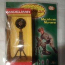 Madelman: MADELMAN ALTAYA.MORTERO NUEVO SIN ABRIR CON SU FASCÍCULO.ENVIO 5 EUROS. Lote 179024462