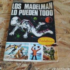 Madelman: CATÁLOGO MADELMAN 1975. Lote 179382821
