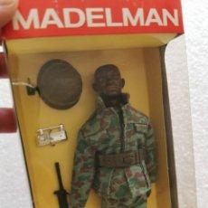 Madelman: MADELMAN SOLDADO NEGRO ALTAYA NUEVO EN CAJA MUY DIFICIL !!. Lote 179386351