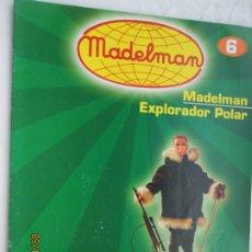Madelman: FASCICULO MADELMAN Nº 6 - EXPLORADOR POLAR - ALTAYA.. Lote 180021780