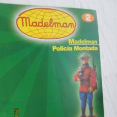 Madelman: FASCICULO MADELMAN Nº 2 - POLICIA MONTADA - ALTAYA.. Lote 180022703