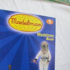 Madelman: FASCICULO MADELMAN Nº 1 - BUZO - ALTAYA.. Lote 180022897
