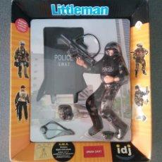 Madelman: LITTLEMAN URBAN SWAT MADELMAN. Lote 180195661