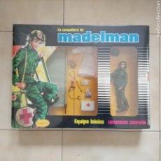 Madelman: MADELMAN SERIE GUERRA EQUIPO BÁSICO ENFERMERA REF 524. Lote 61455539