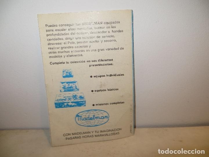 Madelman: INSTRUCCIONES MADELMAN,BARATAS - Foto 3 - 182693357