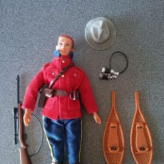 Madelman: MADELMAN POLICÍA CANADA ALTAYA. Lote 183904108