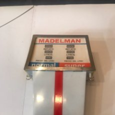 Madelman: MADELMAN SURTIDOR DE GASOLINA ORIGINAL. Lote 184134827