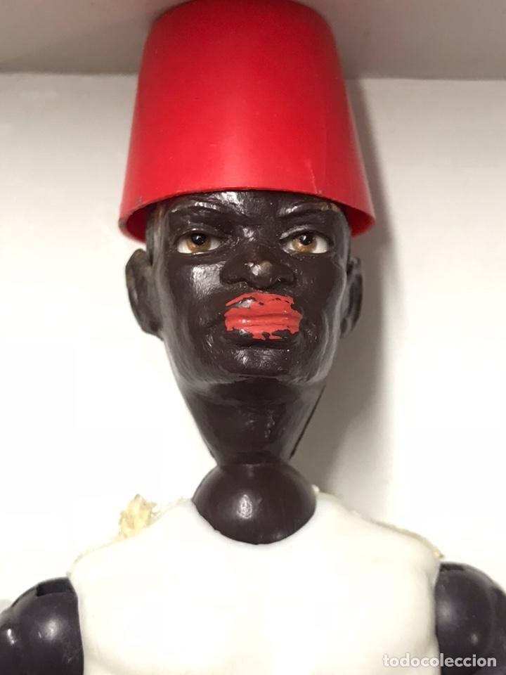 Madelman: Madelman porteador negro mision safari atomiun - Foto 2 - 184381847