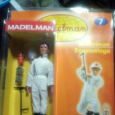 Madelman: MADELMAN ALTAYA ESPELEÓLOGO.NUEVO A ESTRENAR EN SU BLISTER ORIGINAL.ENVIO 5€. Lote 184586126