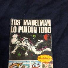 Madelman: CATÁLOGO MADELMAN AÑOS 70. Lote 186355765