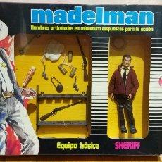Madelman: MADELMAN SHERIFF OESTE. Lote 34940778