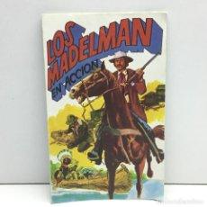 Madelman: CATÁLOGO DE LOS MADELMAN EN ACCIÓN - AÑO 1977. Lote 190321606