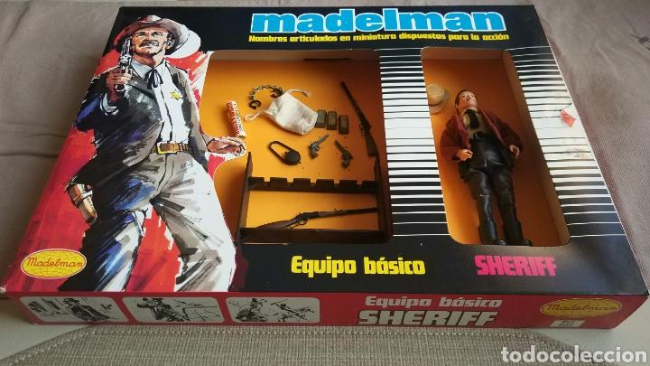 Madelman: Madelman Equipo Básico Sheriff - Foto 6 - 190895882