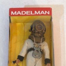 Madelman: MADELMAN ALTAYA BUZO NUEVO EN CAJA, NÚMERO 1. Lote 194321786