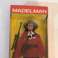 Madelman: MADELMAN ALTAYA POLICÍA MONTADA DEL CANADA NUEVO EN CAJA, NÚMERO 2. Lote 194322077