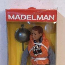 Madelman: MADELMAN ALTAYA MARINERO PORTAAVIONES NUEVO EN CAJA, NÚMERO 5. Lote 194322772