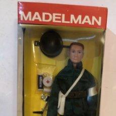 Madelman: MADELMAN ALTAYA SOCORRISTA NUEVO EN CAJA, NÚMERO 10. Lote 194324142