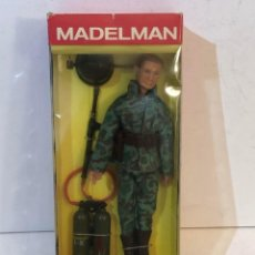 Madelman: MADELMAN ALTAYA SOLDADO ANTITANQUE NUEVO EN CAJA, NÚMERO 16. Lote 194327832