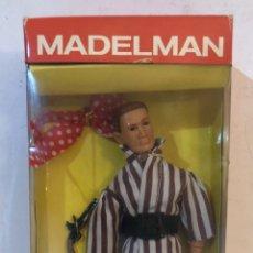 Madelman: MADELMAN ALTAYA PIRATA PATA PALO NUEVO EN CAJA, NÚMERO 19. Lote 194340752