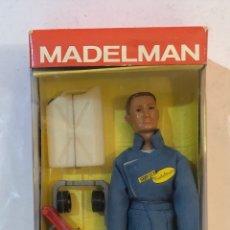 Madelman: MADELMAN ALTAYA MECÁNICO ESTACIÓN DE SERVICIO NUEVO EN CAJA, NÚMERO 31. Lote 194348443