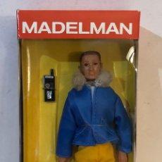 Madelman: MADELMAN ALTAYA PILOTO DE HELICÓPTERO NUEVO EN CAJA, NÚMERO 32. Lote 194348548