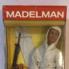 Madelman: MADELMAN ALTAYA TROPA EXPEDICIÓN POLAR NUEVO EN CAJA, NÚMERO 33. Lote 194348706