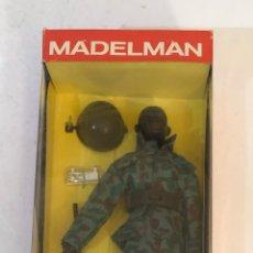 Madelman: MADELMAN ALTAYA COMANDO NUEVO EN CAJA, NÚMERO 35. Lote 194349071