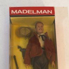 Madelman: MADELMAN ALTAYA SHERIFF NUEVO EN CAJA, NÚMERO 37. Lote 194349230