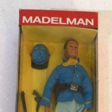 Madelman: MADELMAN ALTAYA SARGENTO DEL 7º DE CABALLERÍA NUEVO EN CAJA, NÚMERO 38. Lote 194349326