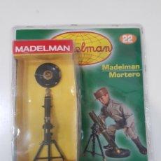 Madelman: MORTERO MADELMAN / NUEVO. Lote 194542175