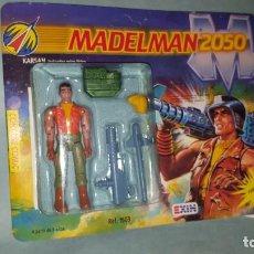 Madelman: MADELMAN 2050.KARSAN INSTRUCTOR PSICO-FÍSICO HOMBRES COTA REF.1503 CON CÓMIC.EXIN 1988.SIN ABRIR. Lote 194602273