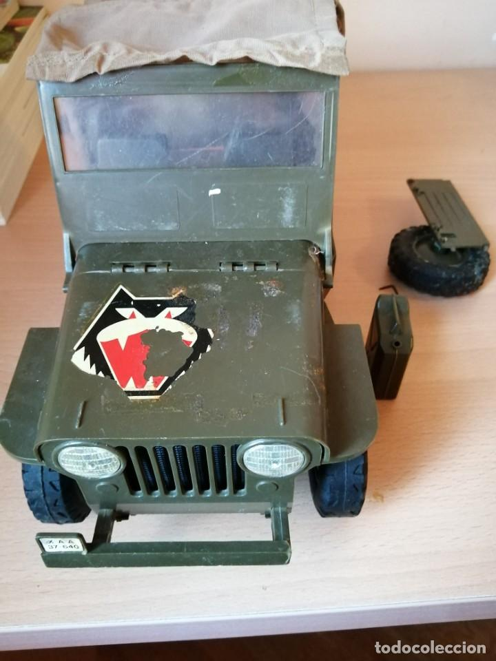 Madelman: Jeep Campaña - Willy Ref. 703 - Foto 1 - 194756056