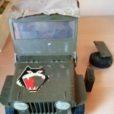 Madelman: JEEP WILLY MADELMAN . Lote 194756056