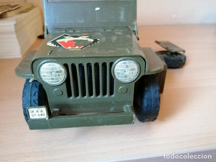 Madelman: Jeep Campaña - Willy Ref. 703 - Foto 2 - 194756056
