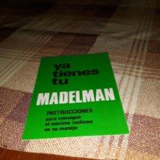 Madelman: FIGURAS DE ACCION.. Lote 194974898