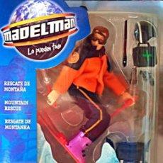 Madelman: MADELMAN RESCATE DE MONTAÑA. Lote 195044460