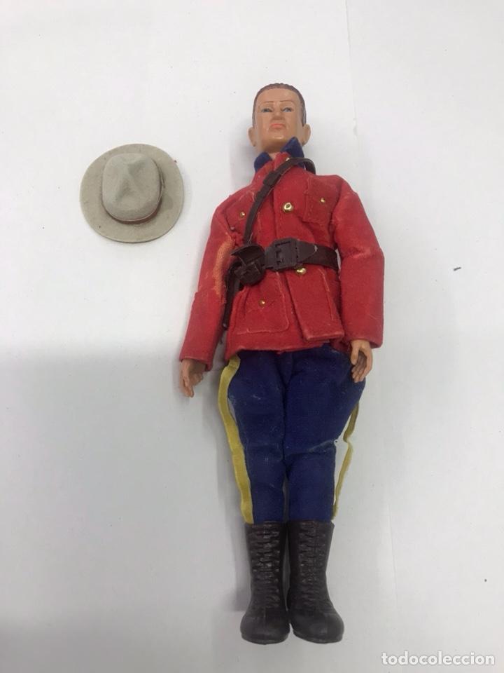 MADELMAN POLICÍA MONTADA DEL CANADA (Juguetes - Figuras de Acción - Madelman)