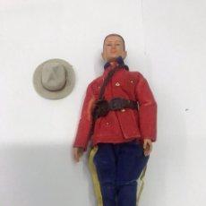 Madelman: MADELMAN POLICÍA MONTADA DEL CANADA. Lote 195202451