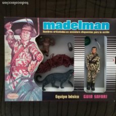 Madelman: MADELMAN ORIGINAL EN CAJA REPRO DE CALIDAD. Lote 195264907