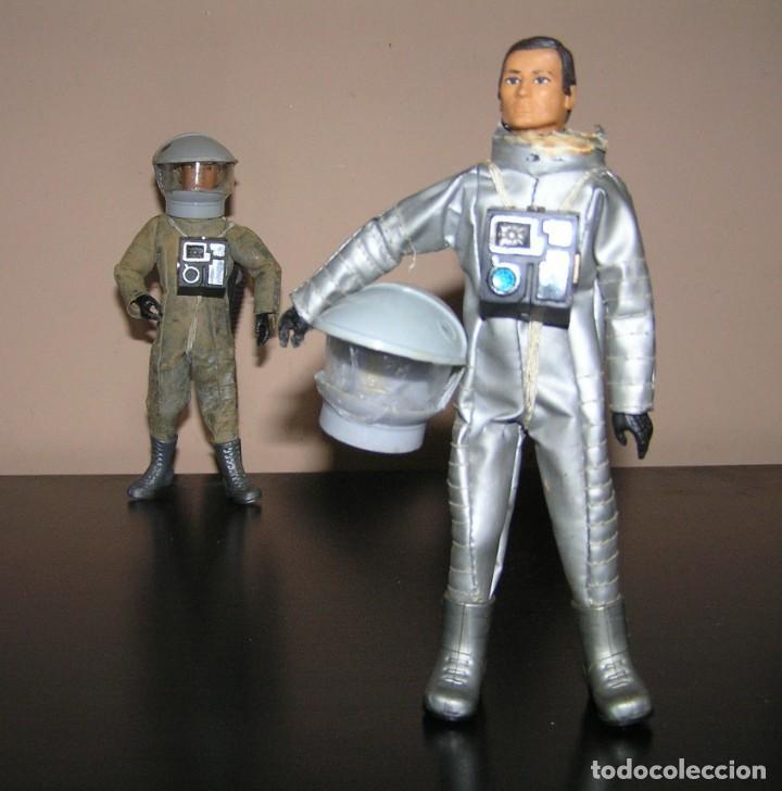 Madelman: Madelman MDE original segunda generación. Astronauta 2001 Odisea Espacial. Unico en TC. Completo - Foto 2 - 195318840
