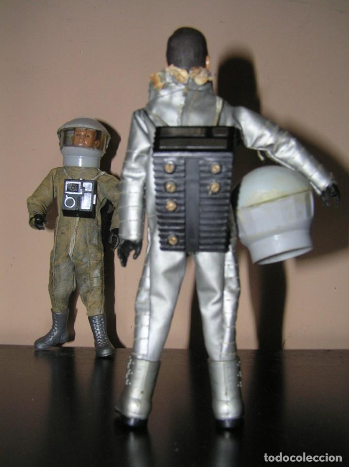 Madelman: Madelman MDE original segunda generación. Astronauta 2001 Odisea Espacial. Unico en TC. Completo - Foto 3 - 195318840